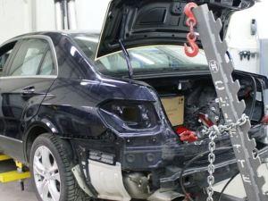 восстановление геометрии автомобиля